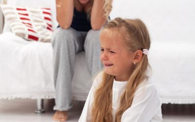 My seven-year-old daughter has meltdowns. How do I help her?