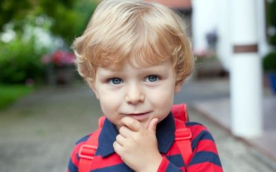 My four-year-old son steals things from playschool – I'm mortified