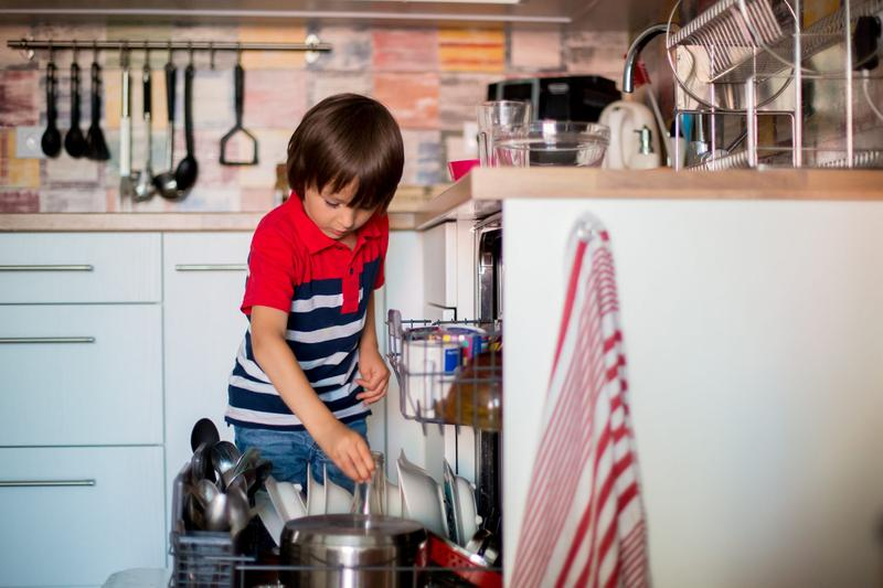 Should I pay my children for doing chores around the house?