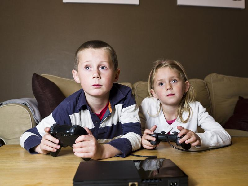 I stopped my kids playing Playstation but my son keeps crying for it!