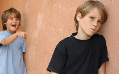 Should we talk to our son's teacher about past bullying?