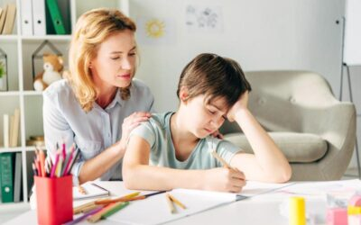 My son has dyslexia & I'm afraid he will give up on school if it's too tough